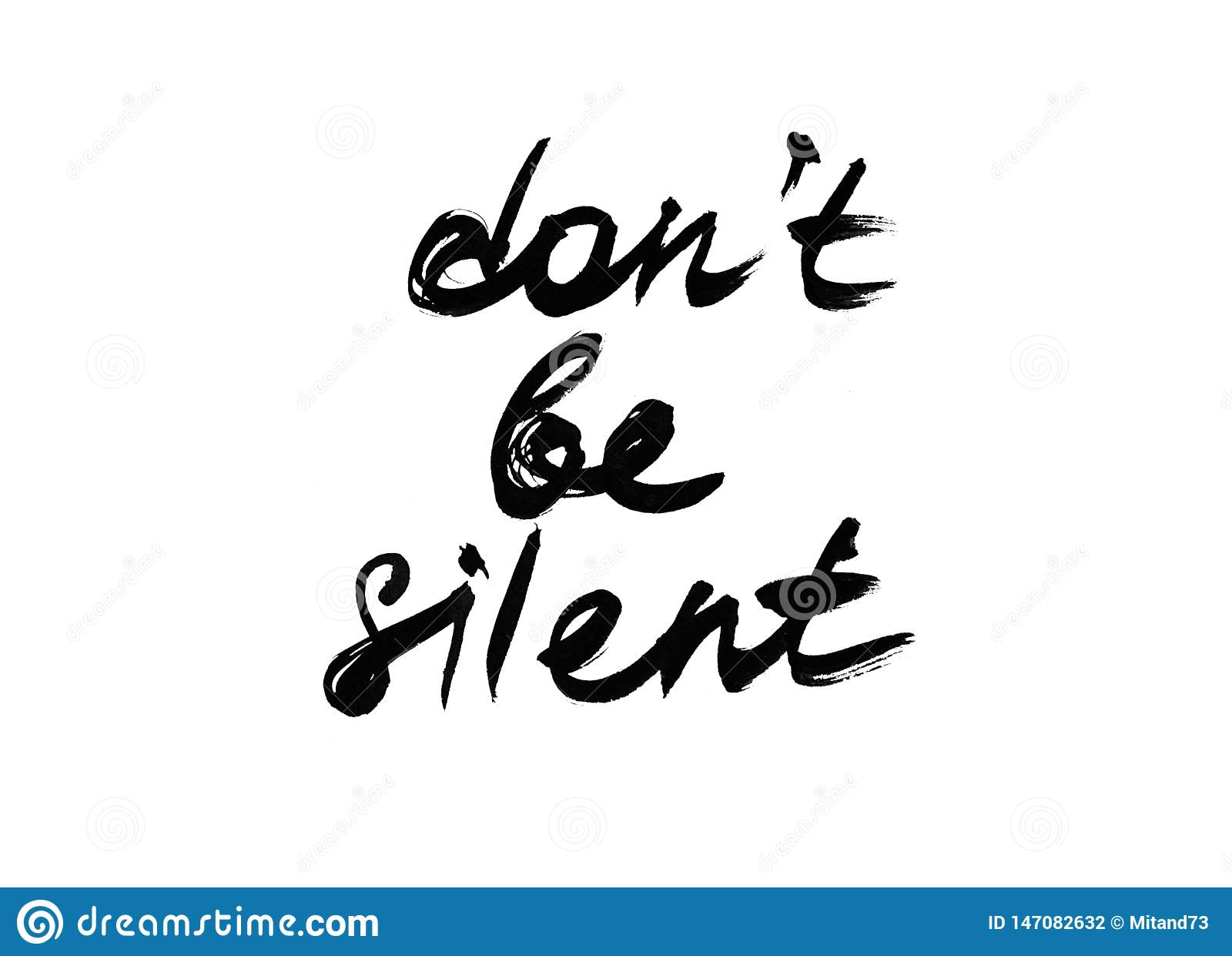 As citações não são silenciosas