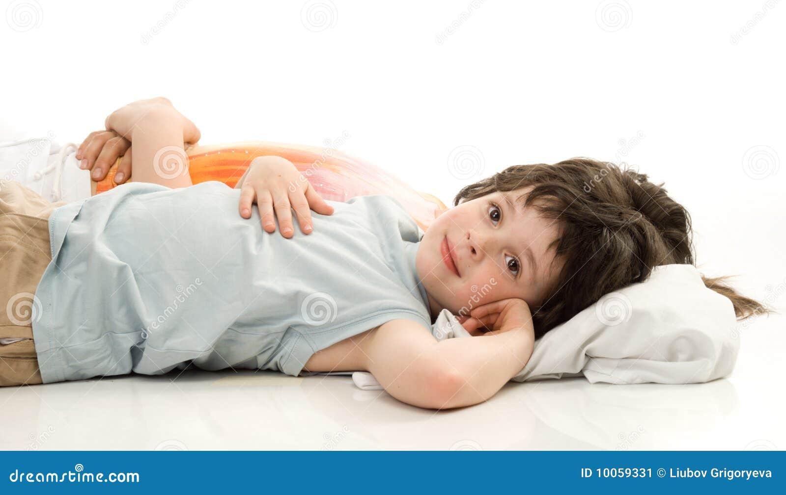 As crianças de sono