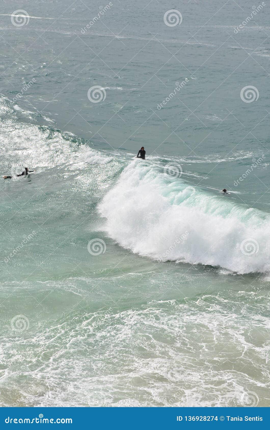 As ondas da passagem