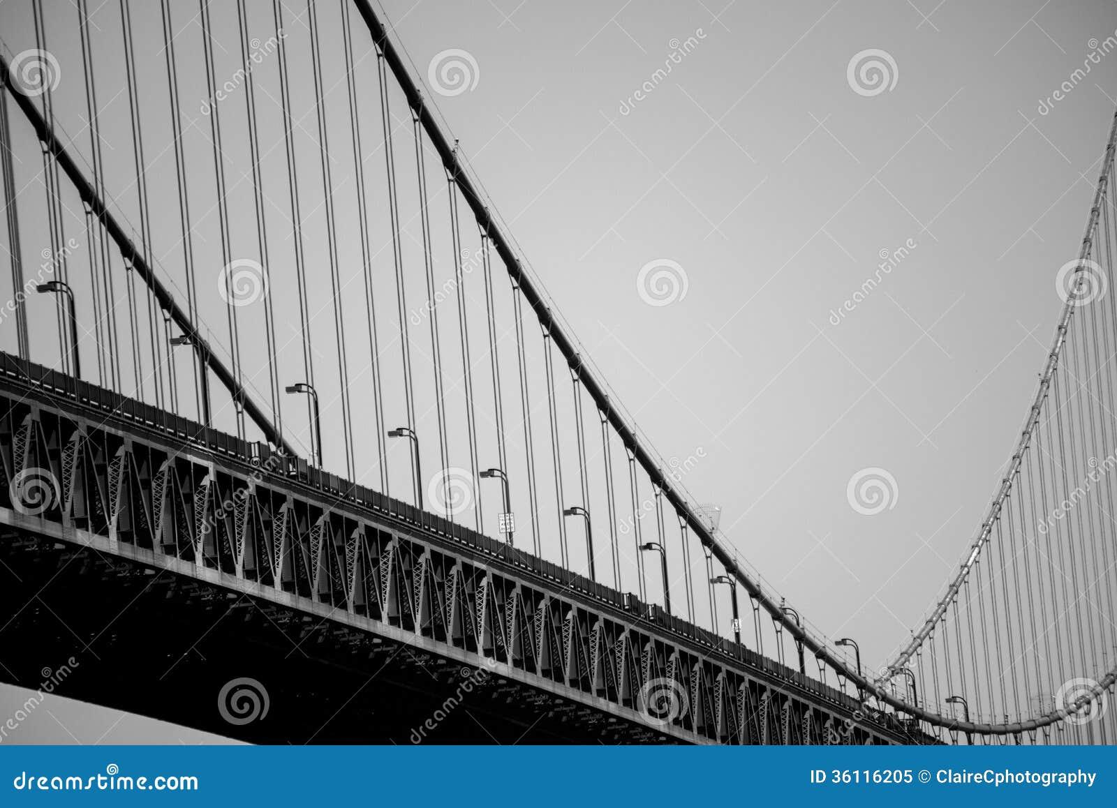 As ondas da ponte