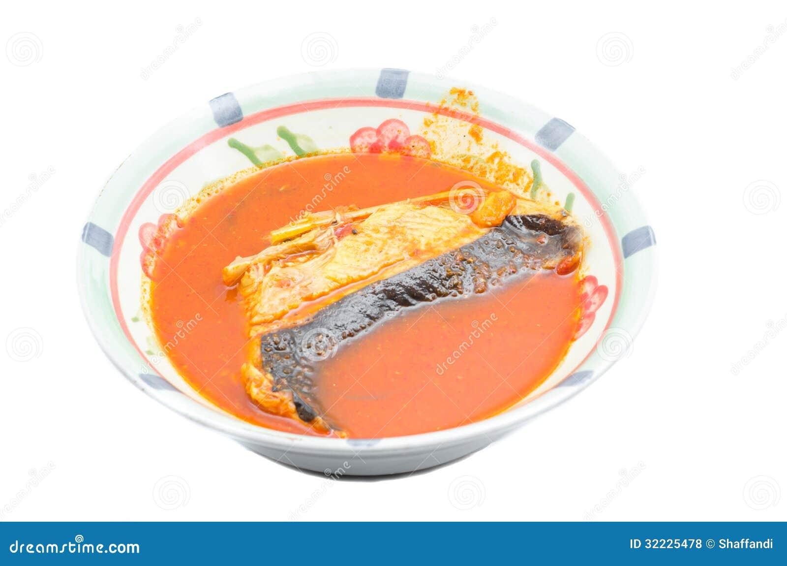 Download Asam Pedas Ikan Pari foto de stock. Imagem de caril, stingray - 32225478