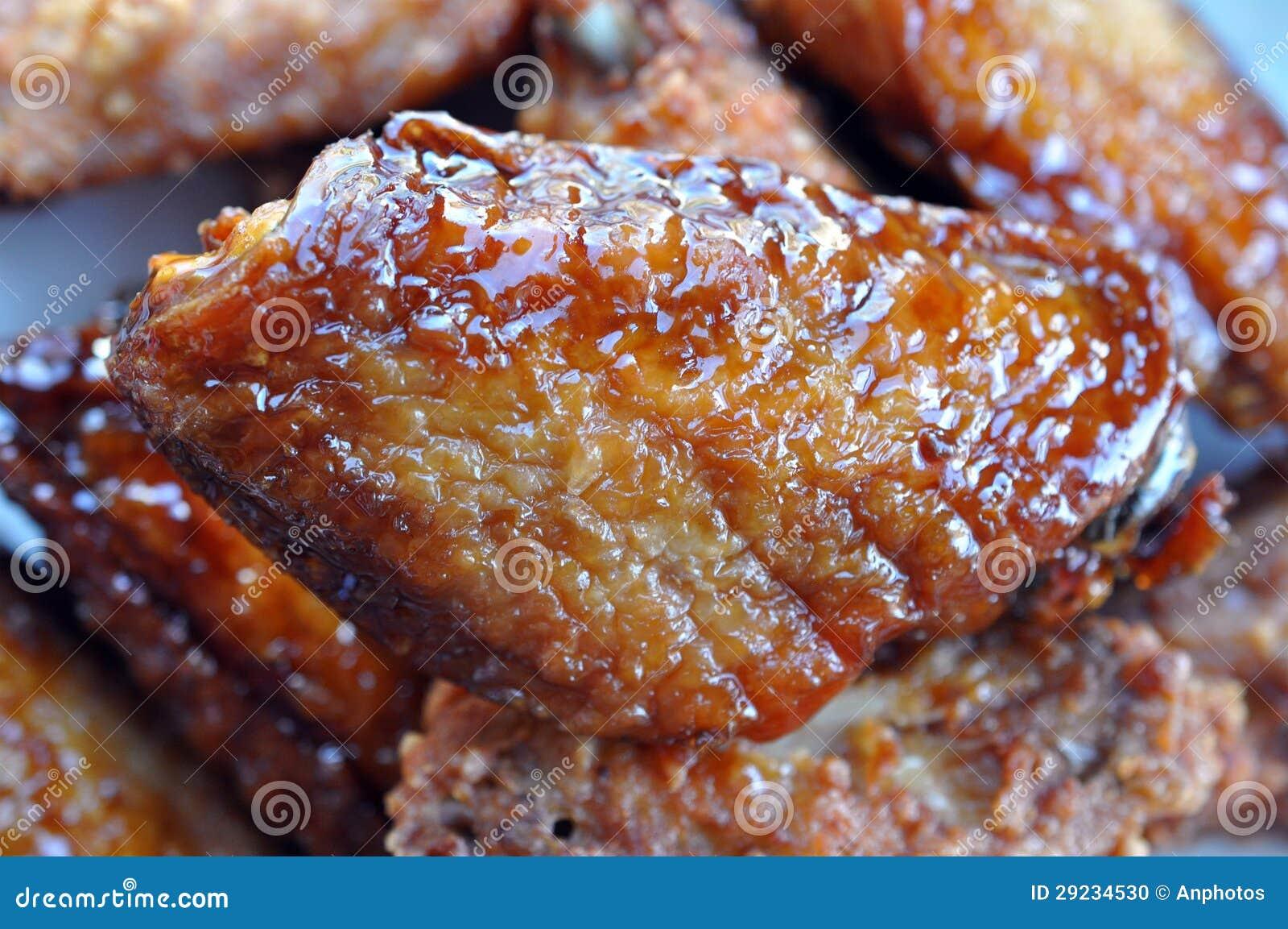 Download Asas de galinha foto de stock. Imagem de quente, carne - 29234530