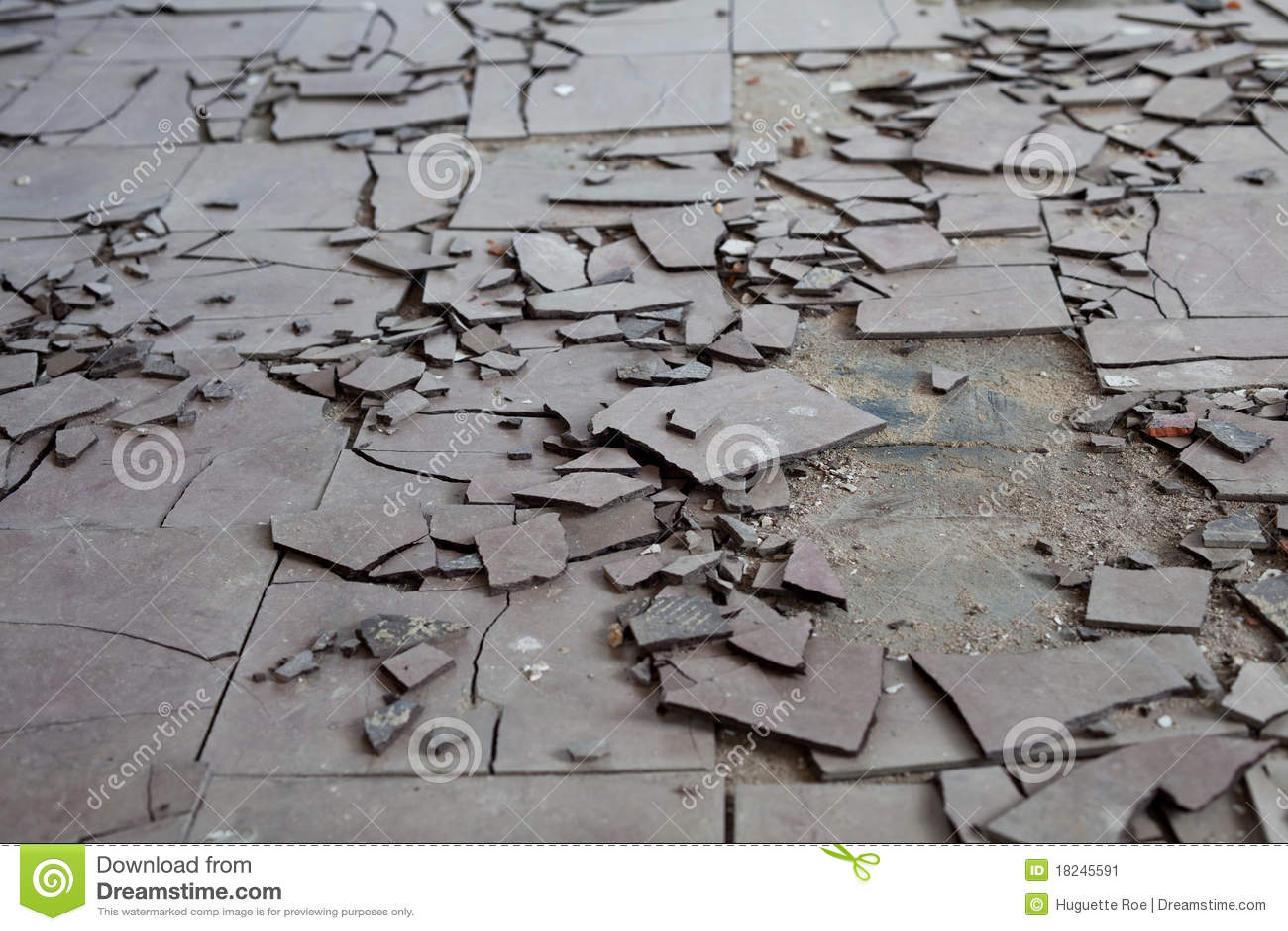 Asbestos tiles stock image. Image of danger, weathered - 18245591