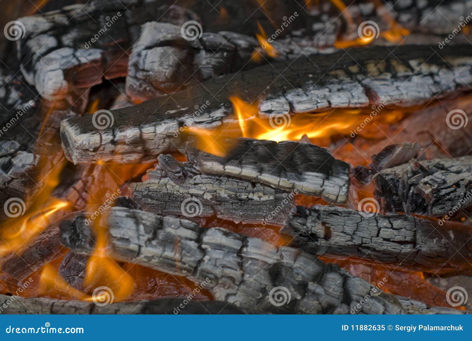 Ascendente cercano del fuego