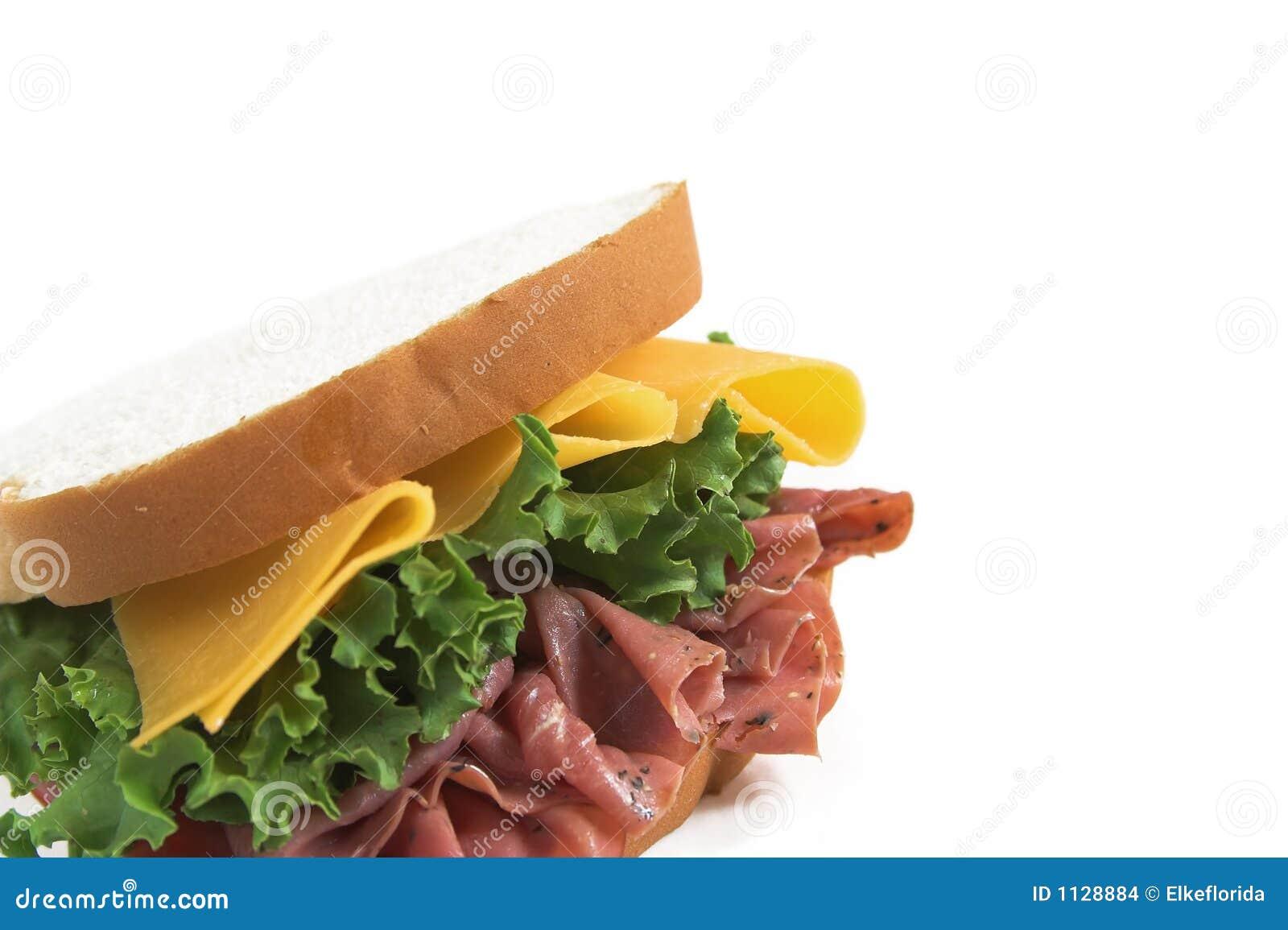 Ascendente próximo do sanduíche