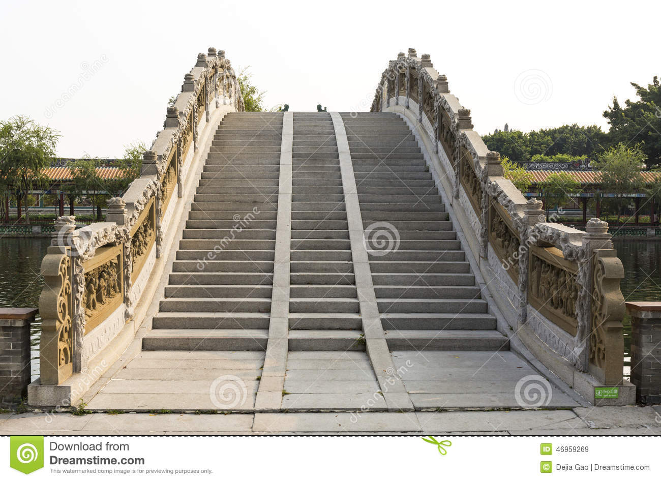 Image result for bridge with stairs