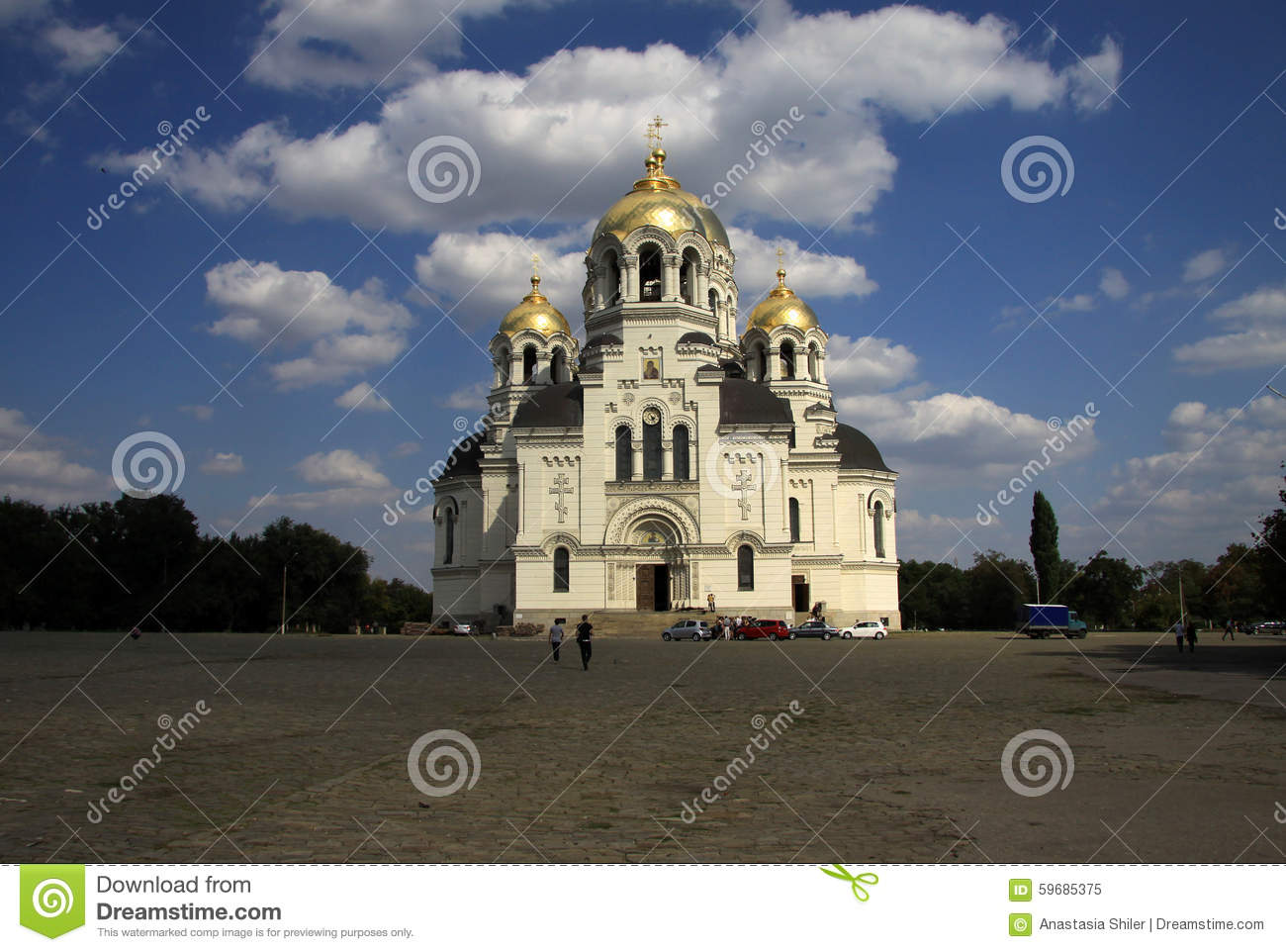 Ascension Cathedral Novocherkassk: history, description and interesting facts 59