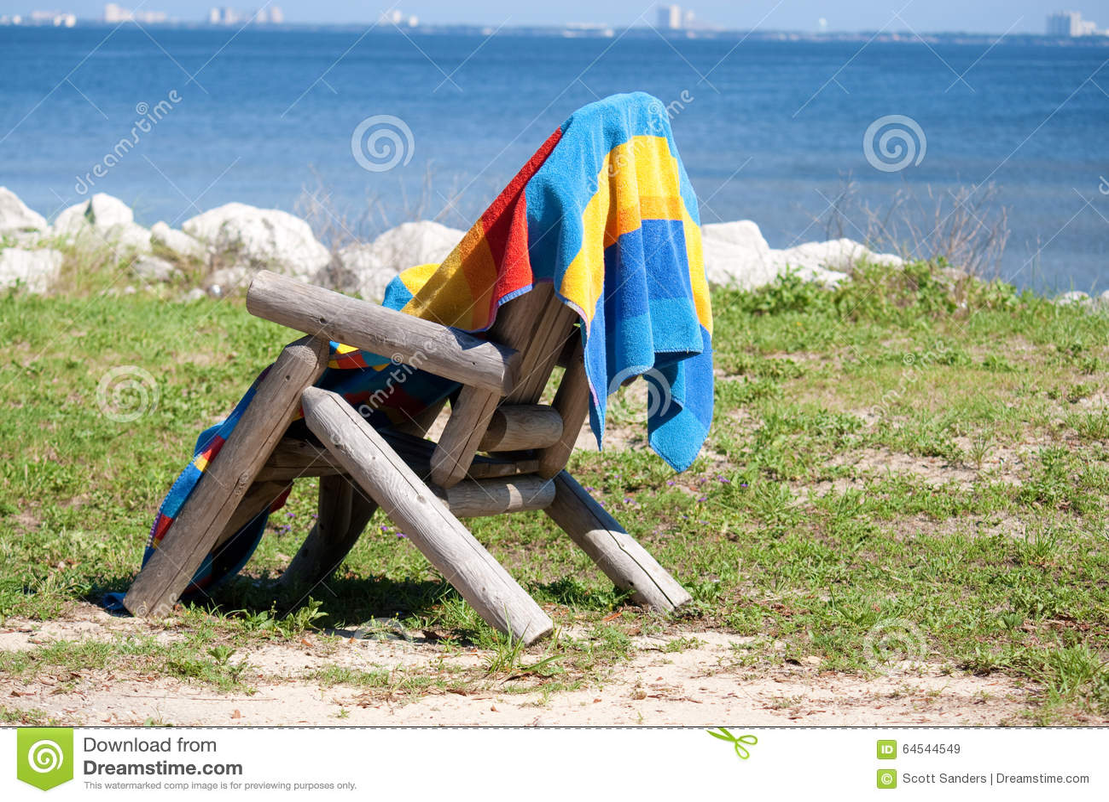 Asciugamano di spiaggia