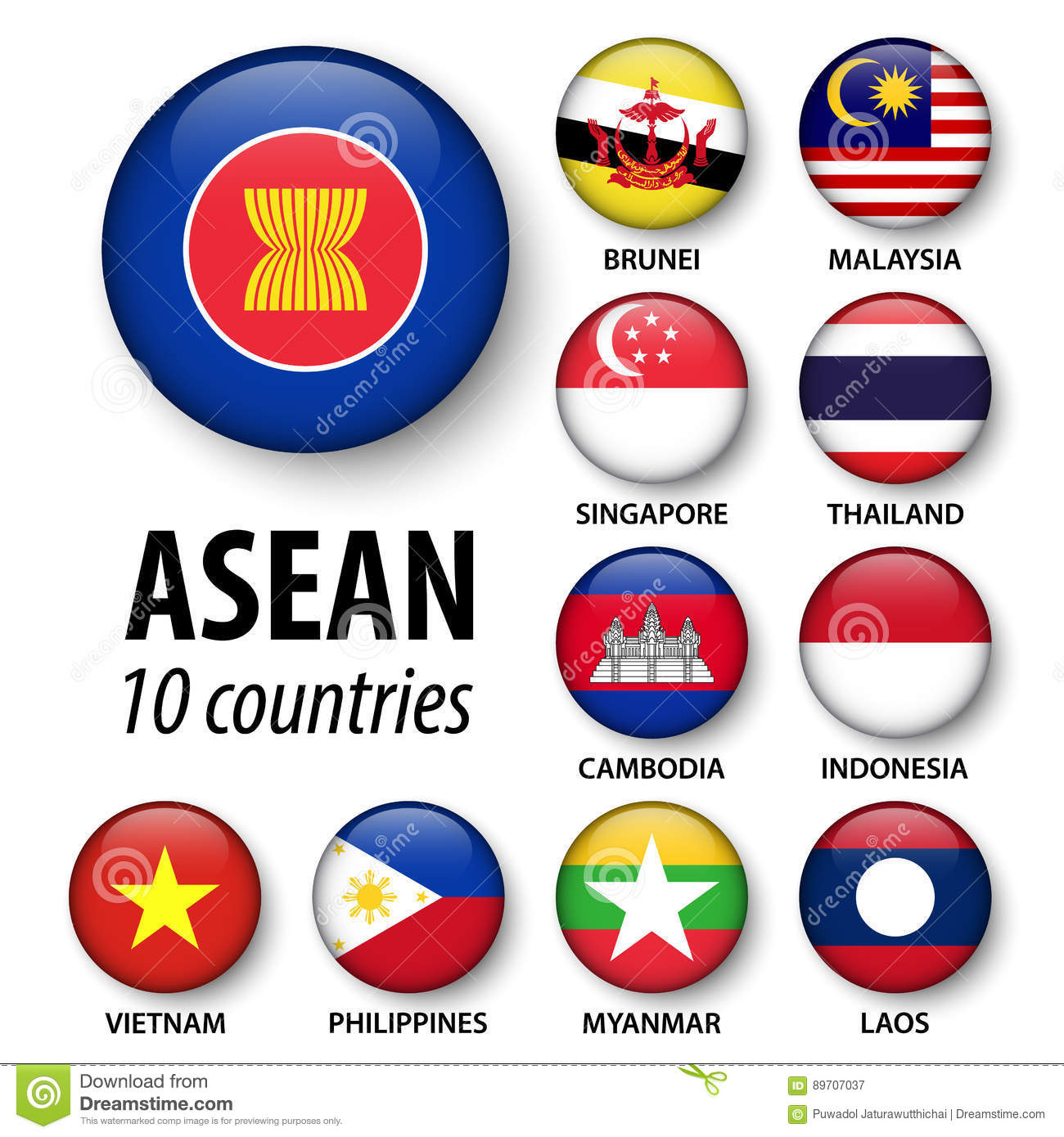 an analysis of the association of southeast asian nations International management test 1  the countries of the association of southeast asian nations are challenging china's position as destinations  one analysis.