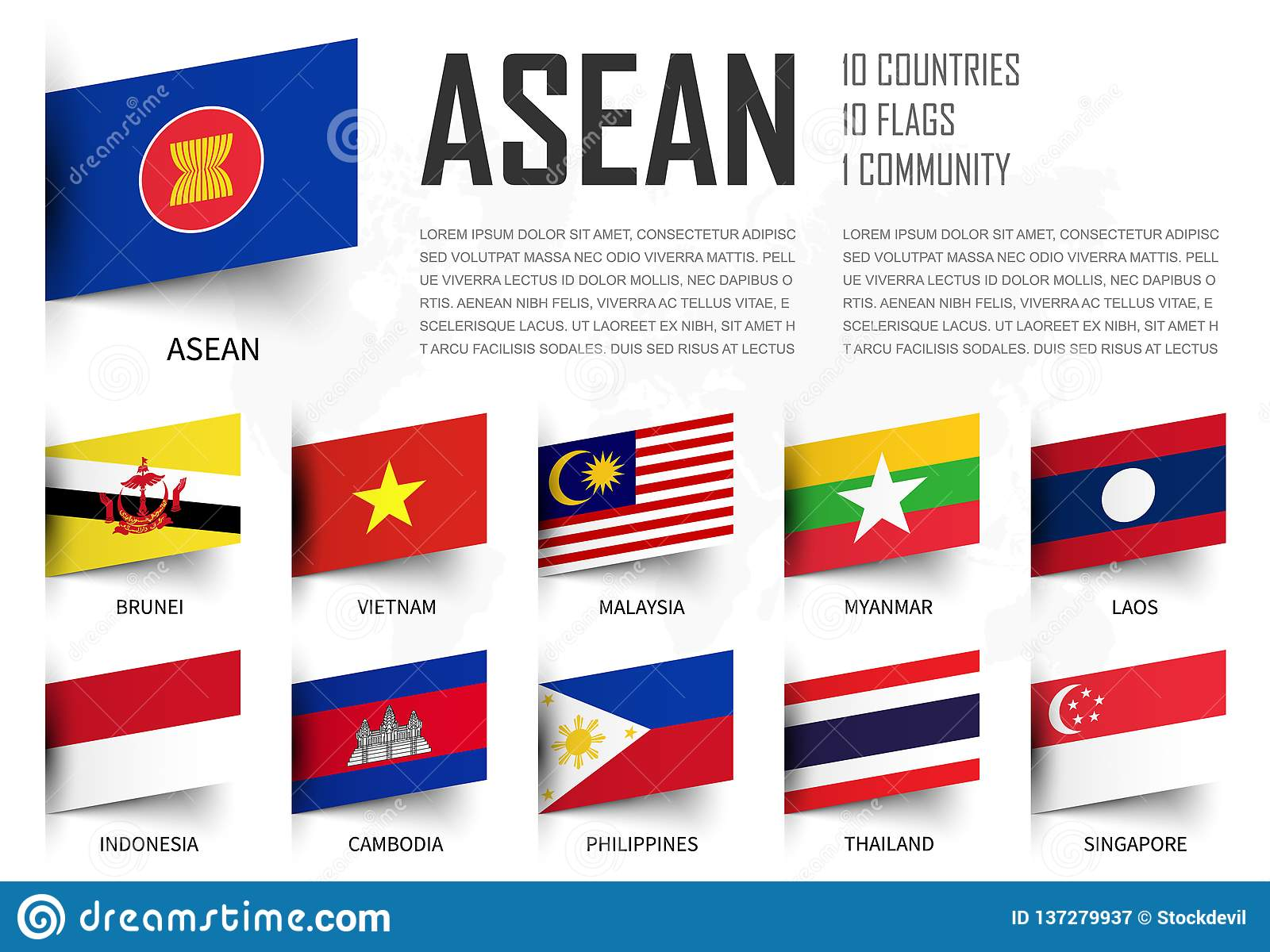 Association of southeast asian nations members