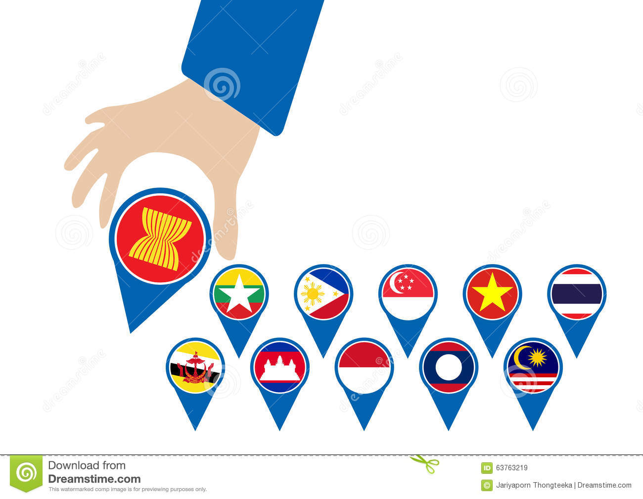 asean economic community The association of southeast asian nations (asean / ˈ ɑː s i ɑː n / ah-see-ahn, / ˈ ɑː z i ɑː n / ah-zee-ahn) is a regional intergovernmental organization comprising ten southeast asian countries that promotes intergovernmental cooperation and facilitates economic, political, security, military, educational, and sociocultural.