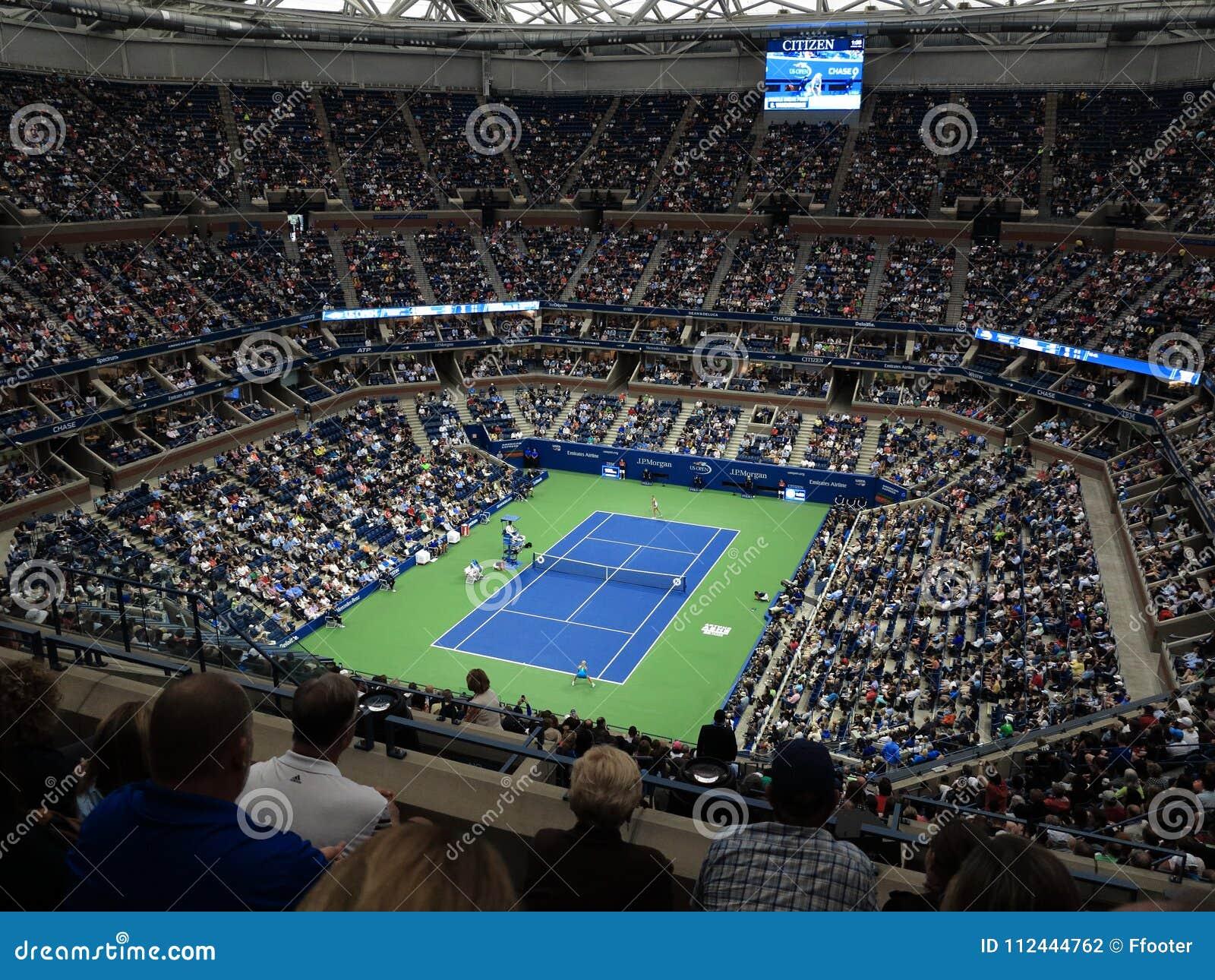 Ashe Stadium - tenis del US Open