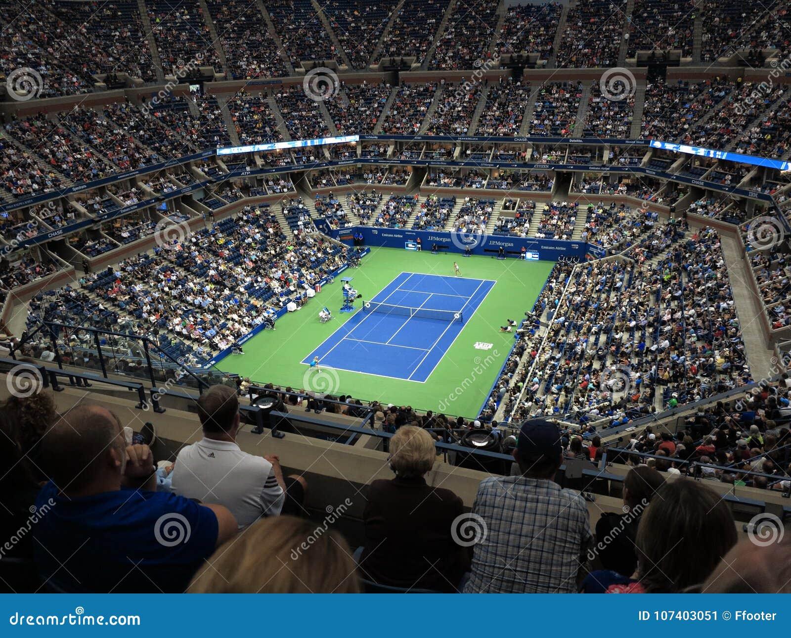 Ashe stadium - us open tenis