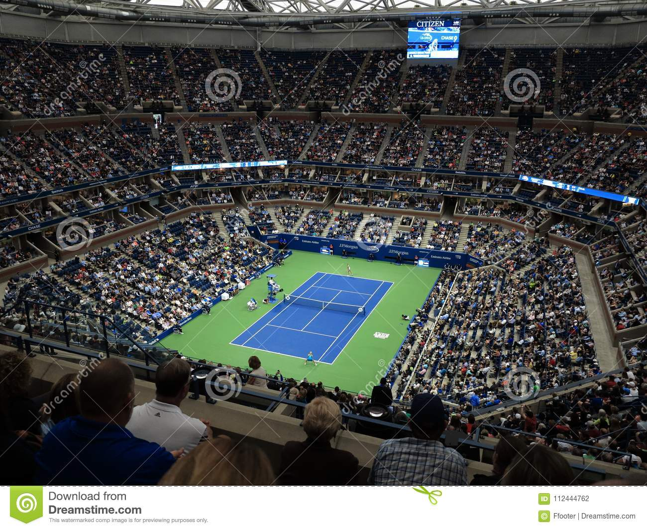 Ashe stadium - us open tenis