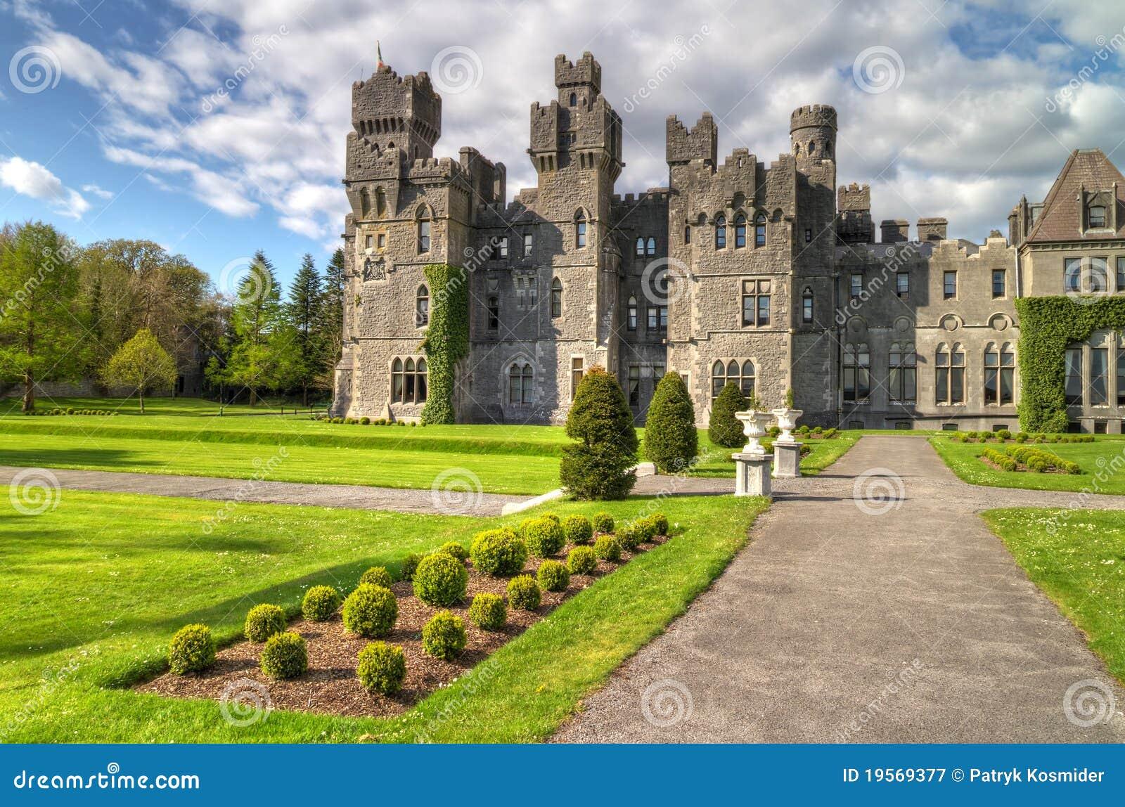 Ashford Schloss HDR