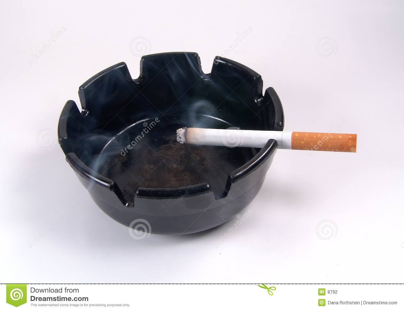 Ashtray τσιγάρο