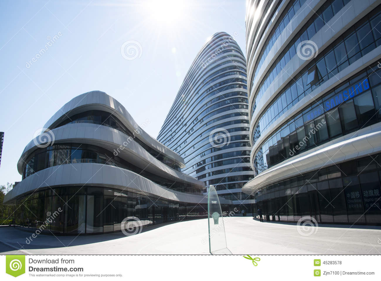 Chief Architect Plans In Asia Beijing China Modern Architecture Wangjing