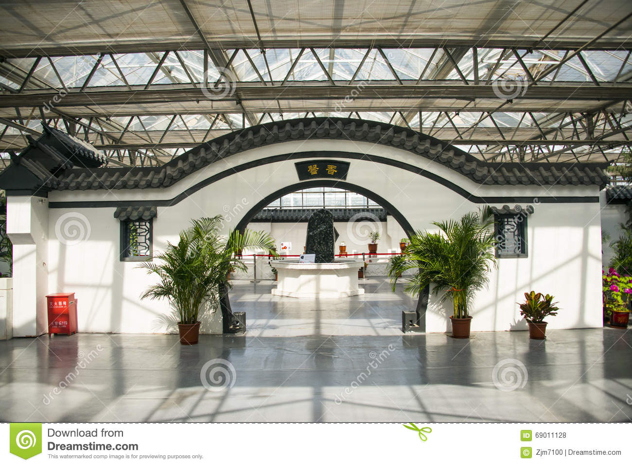 Asia china beijing agricultural carnival modern for Architecture antique