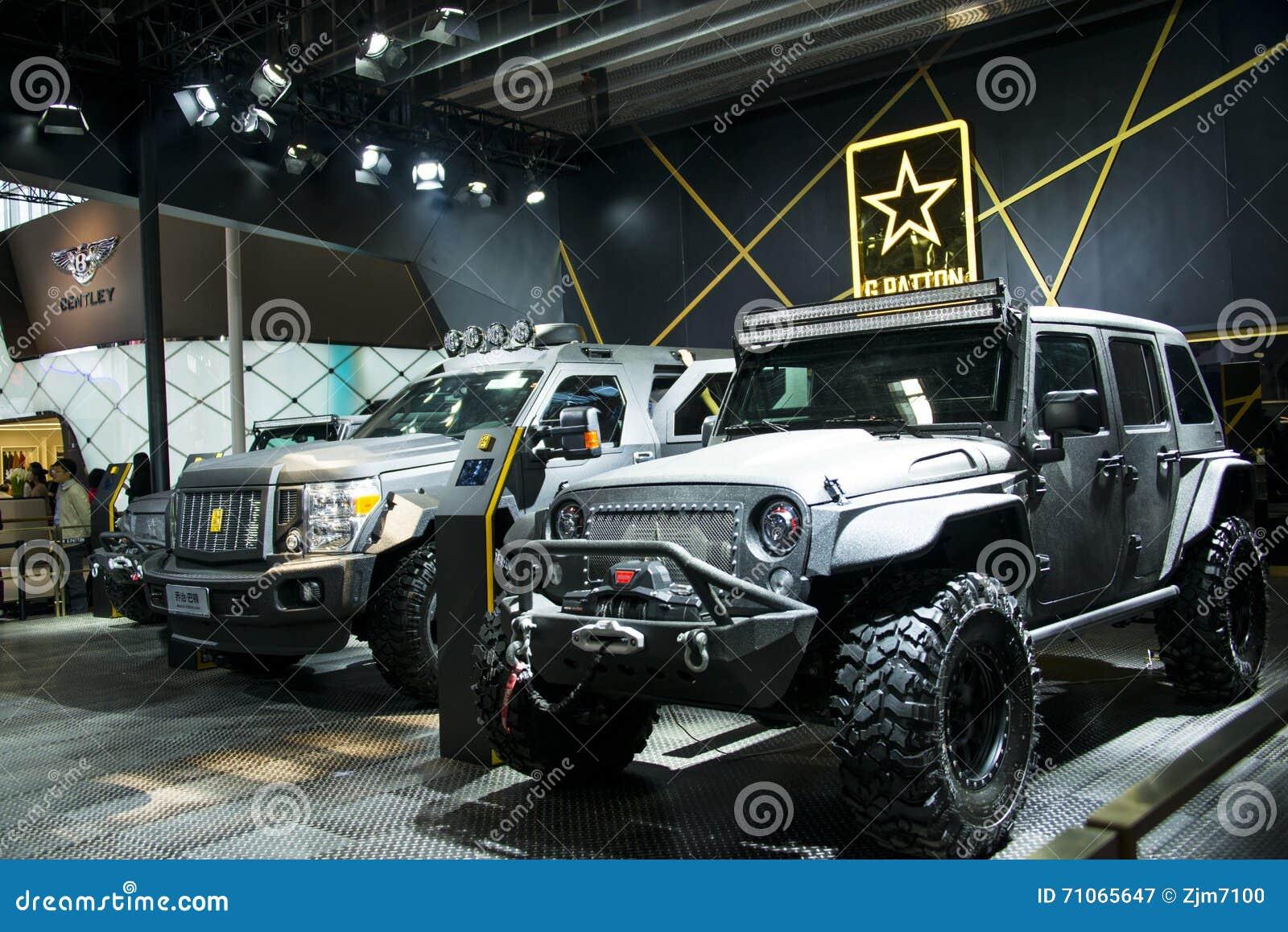 asia china beijing 2016 international automobile exhibition indoor exhibition hall off road. Black Bedroom Furniture Sets. Home Design Ideas