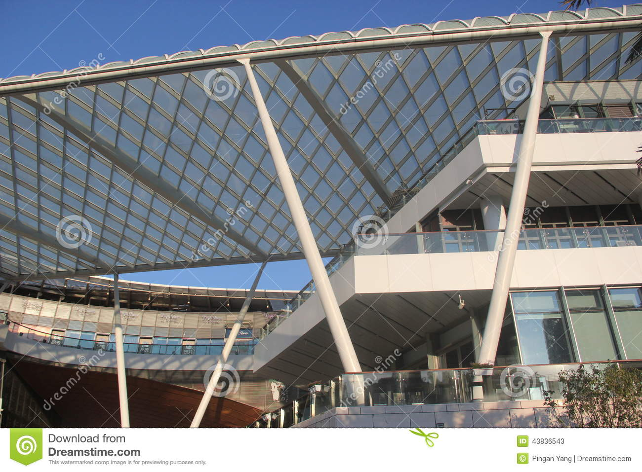 Asia china shenzhen modern steel structure building in sea world square editorial stock photo - Steel structure house plans a world in motion ...