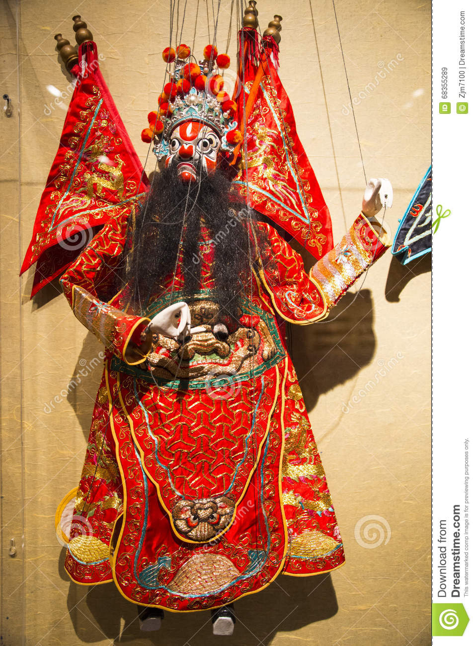 Download Asia China Traditional Opera Costumesmale Character In Chinese Opera With A Painted & Asia China Traditional Opera Costumesmale Character In Chinese ...