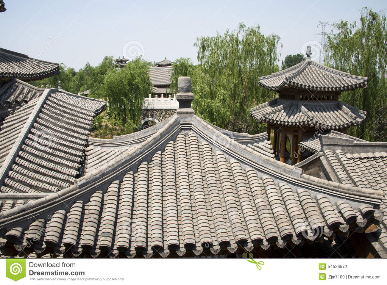 a study on chinese roof structures Study flashcards on med term exam study chap 12 at cram  forms the roof of the  which of the following structures has no digestive function but may.