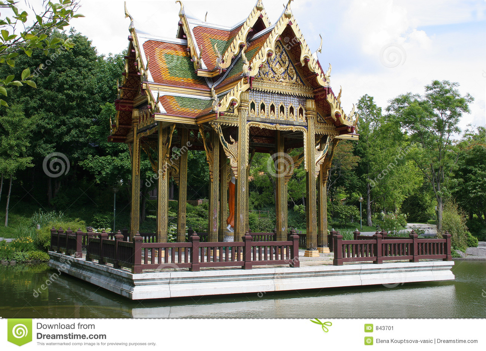 Asia temple
