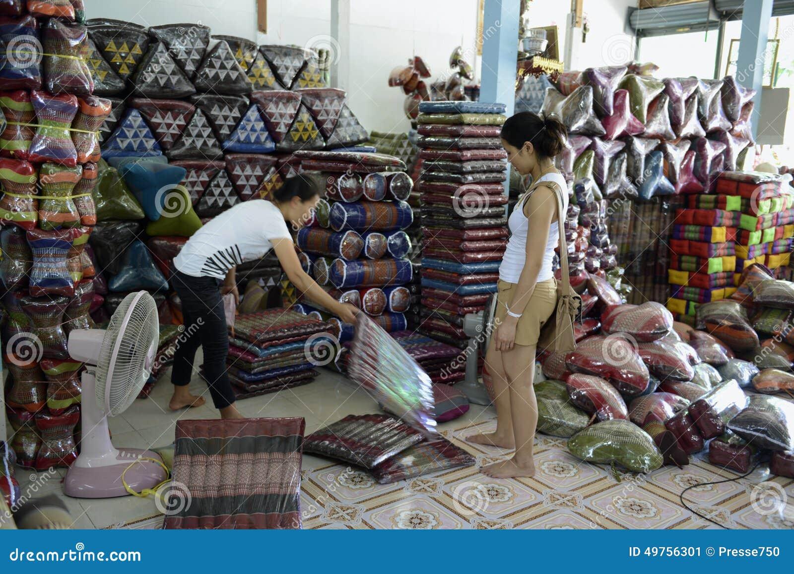 ASIA THAILAND ISAN AMNAT CHAROEN Editorial Photo