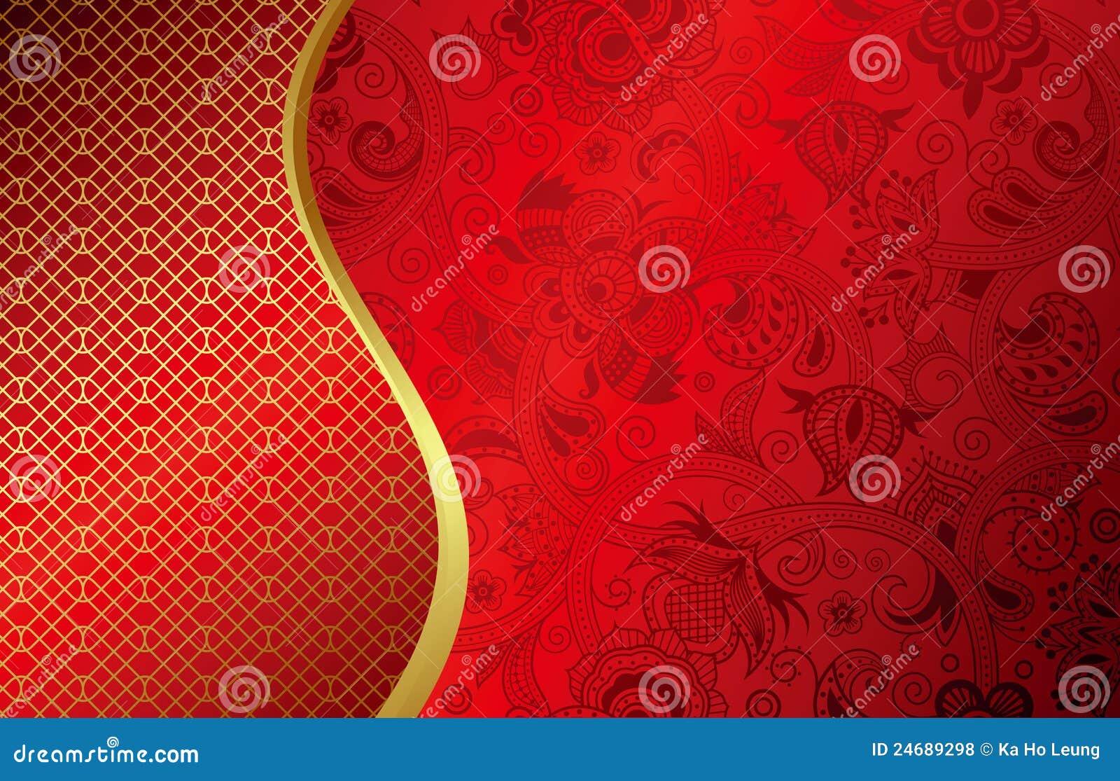 Asia Wedding Invites stock illustration. Illustration of oriental ...