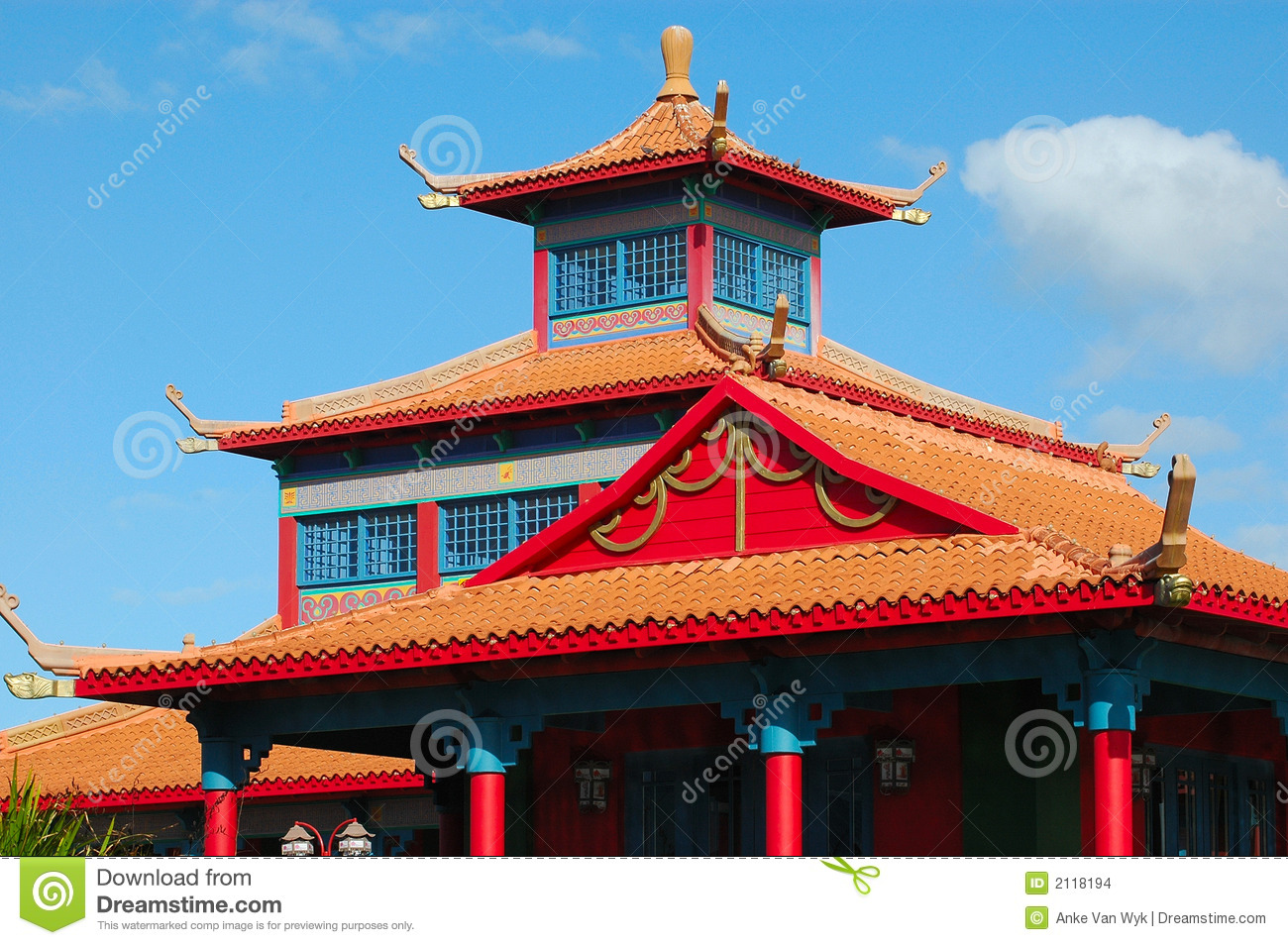 Asian Architecture Stock Photo Image Of Chinese Entries