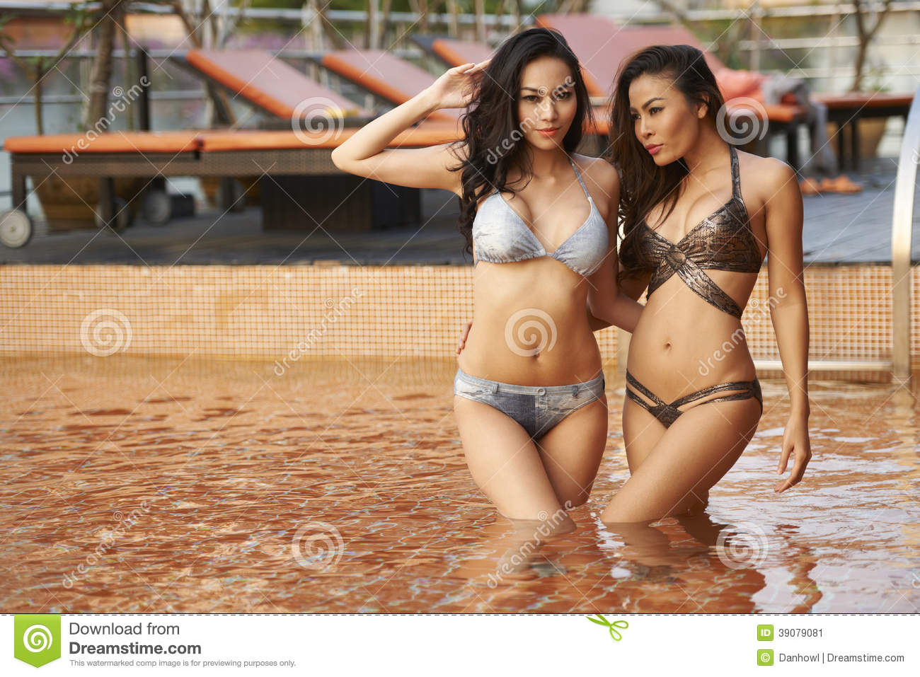 Apologise, Beautiful asian models in bikinis