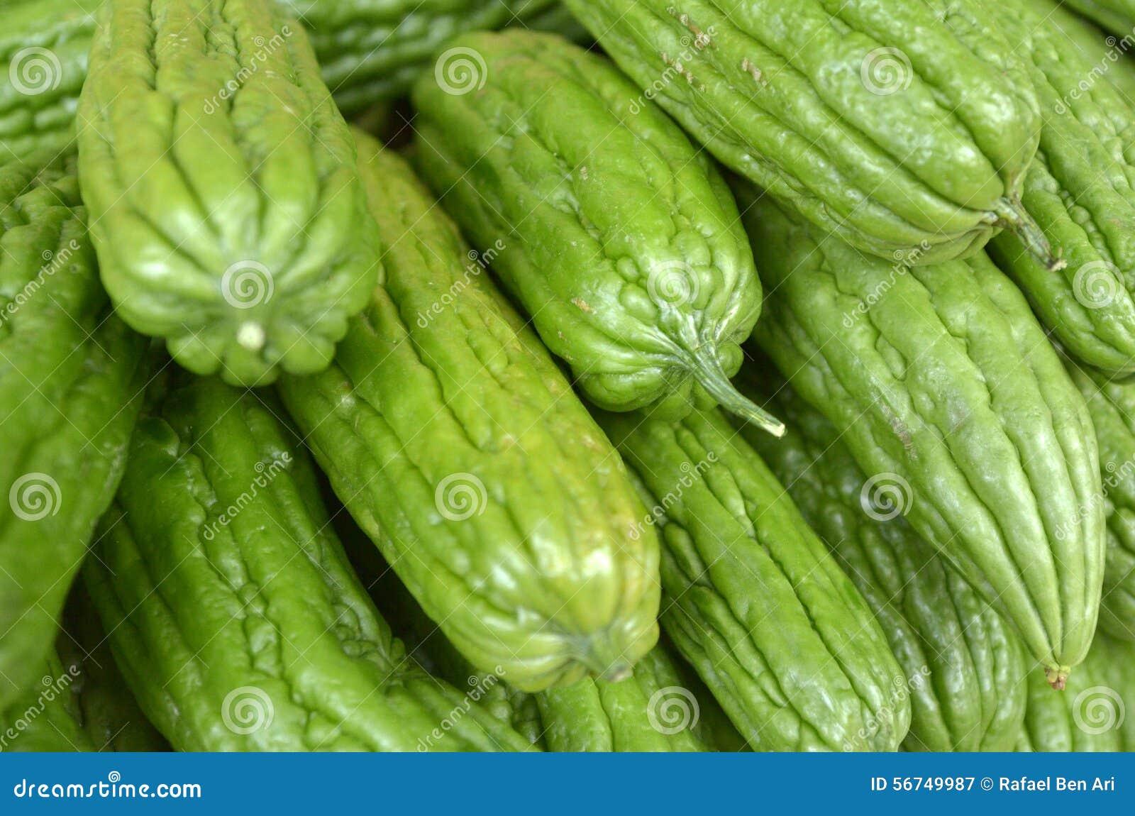 Why bitter cucumbers 98