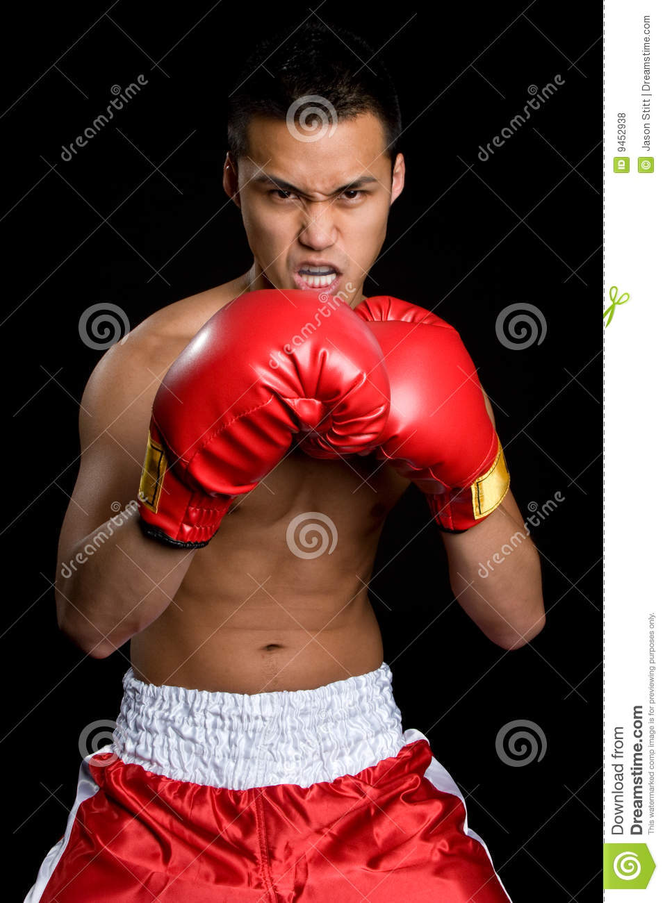 greatest asian boxers