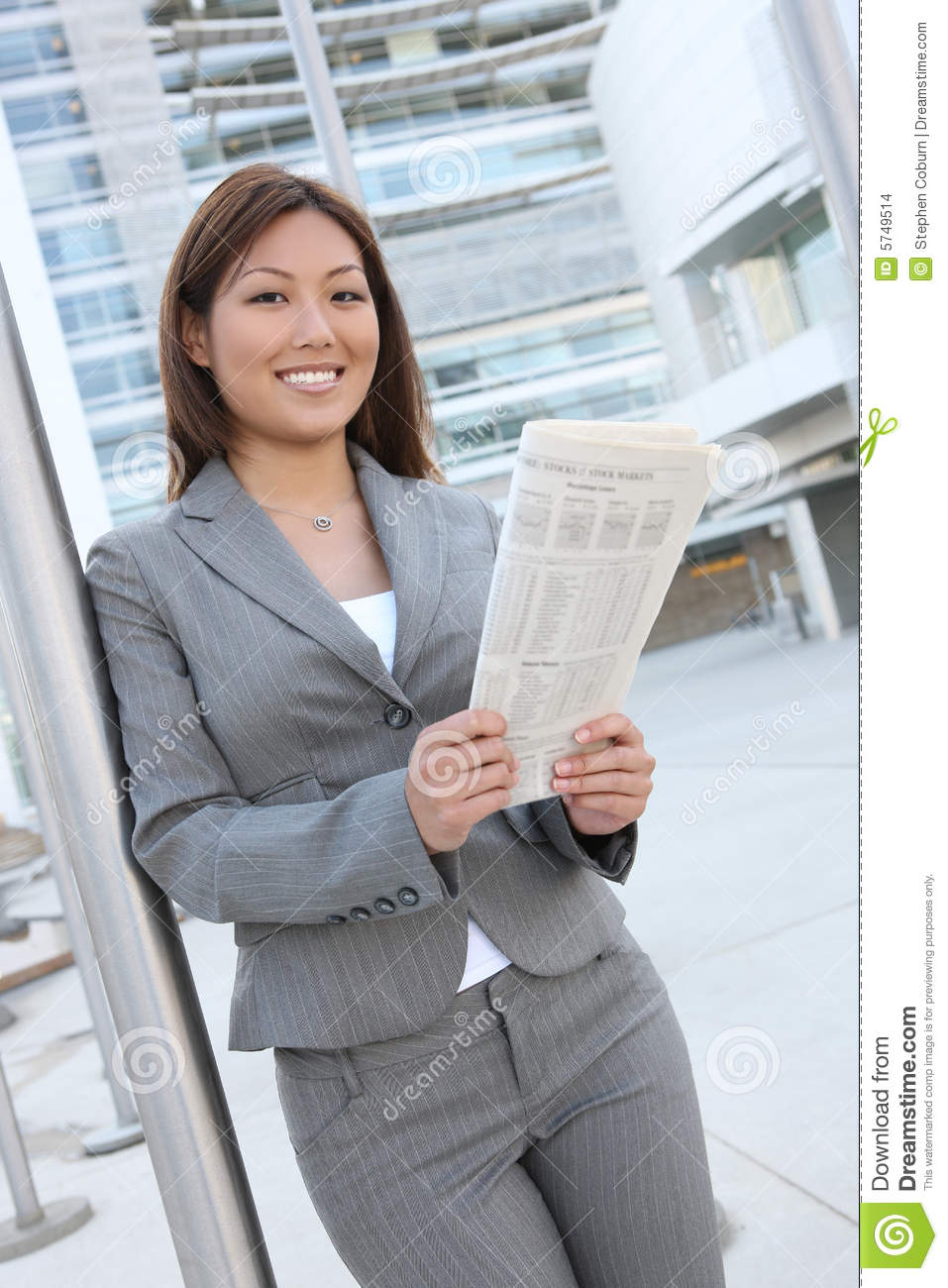 Asian business newspapers