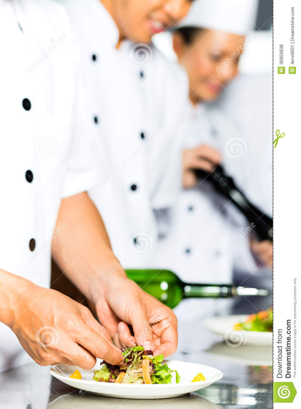 Ideas To Make The Preparing food Much Better asian-chef-restaurant-kitchen-cooking-indonesian-along-other-cooks-hotel-commercial-finishing-dish-plate-36856838
