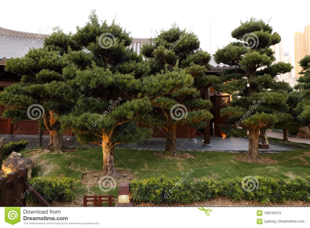 Download Chinese Style Garden Stock Image. Image Of Taken, Back   108105315