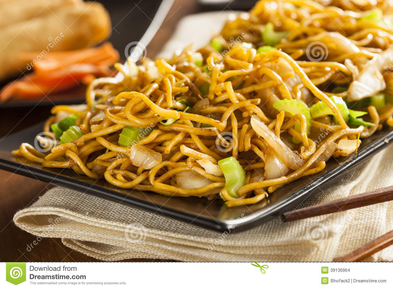 Chow Mein (Chinese Noodles) Recipe — Dishmaps
