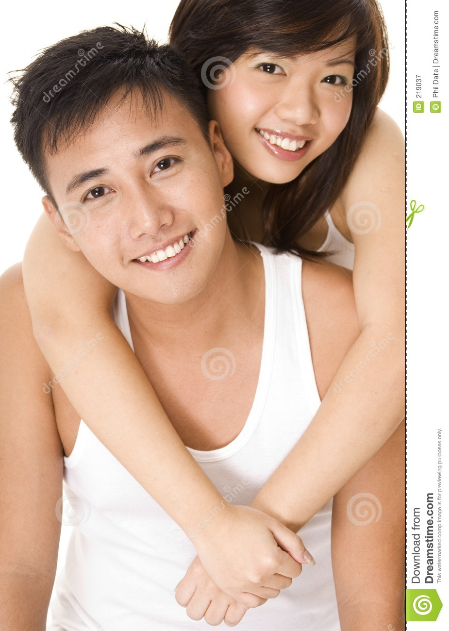Asian Couple 3 Royalty Free Stock Photography - Image: 219037