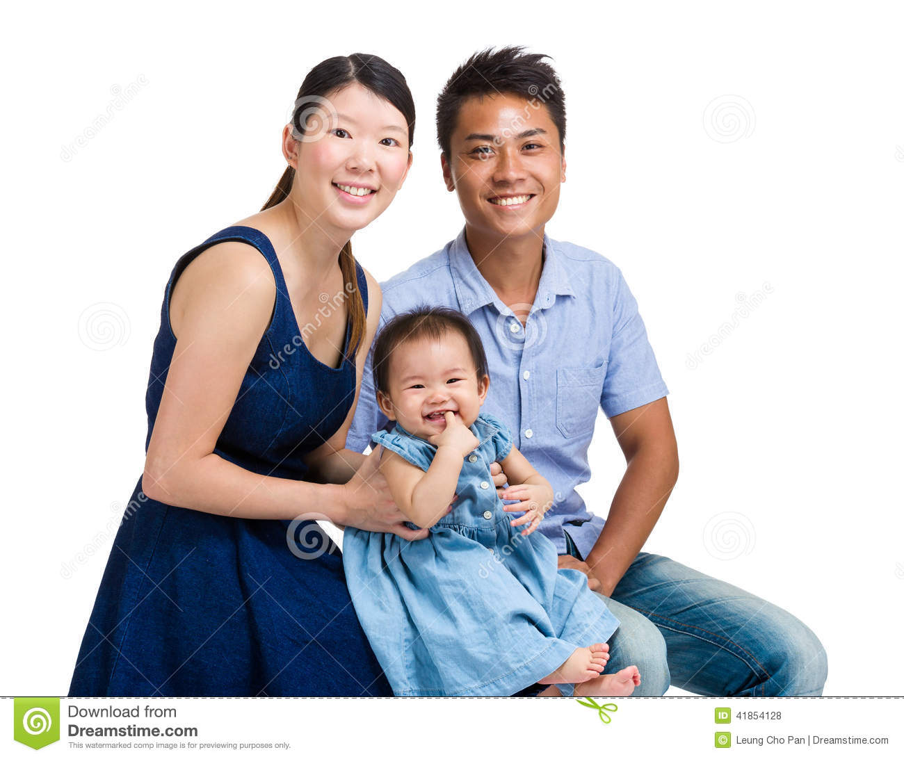 how to say family portrait in chinese