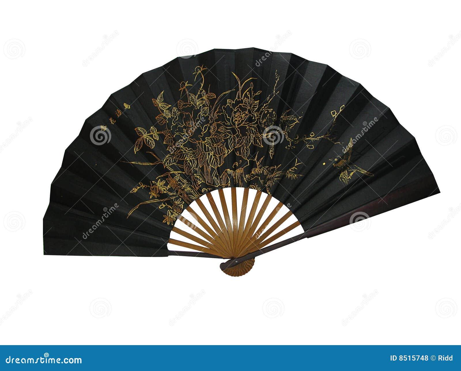 asian fan royalty free stock photos image 8515748