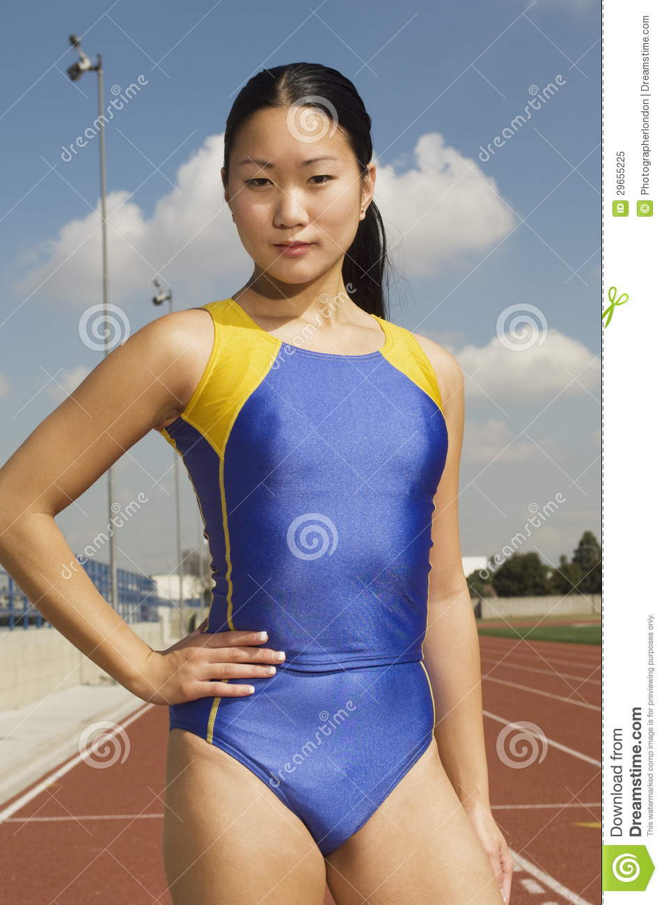 Porn athletes female asian