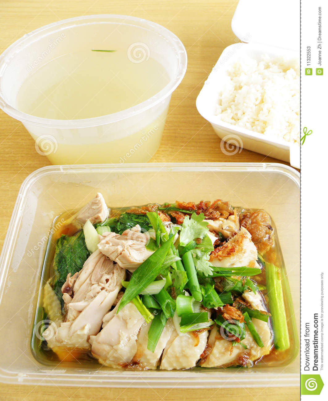 Asian food chicken rice stock image image of hainan for Asia asian cuisine