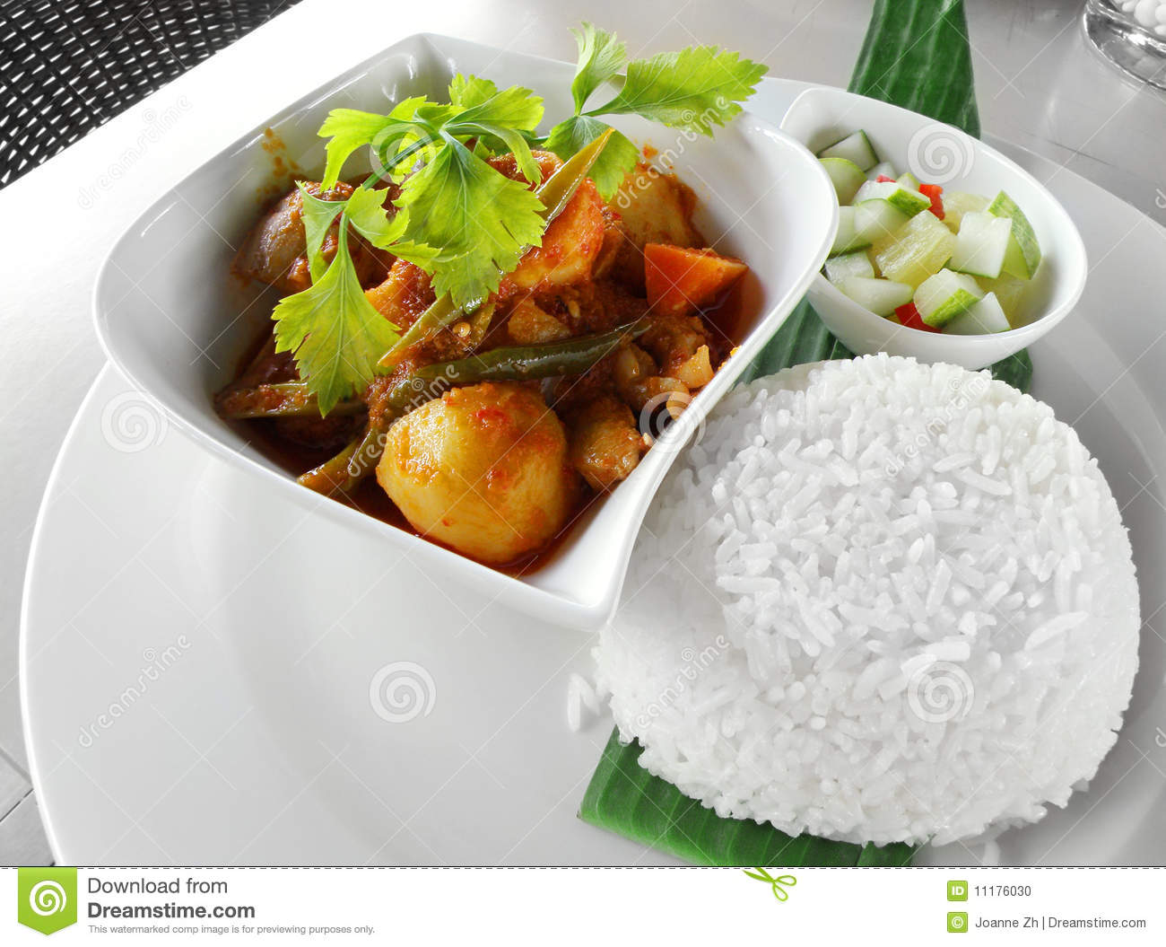 Asian food curry dish with rice stock photo image 11176030 for Asia asian cuisine