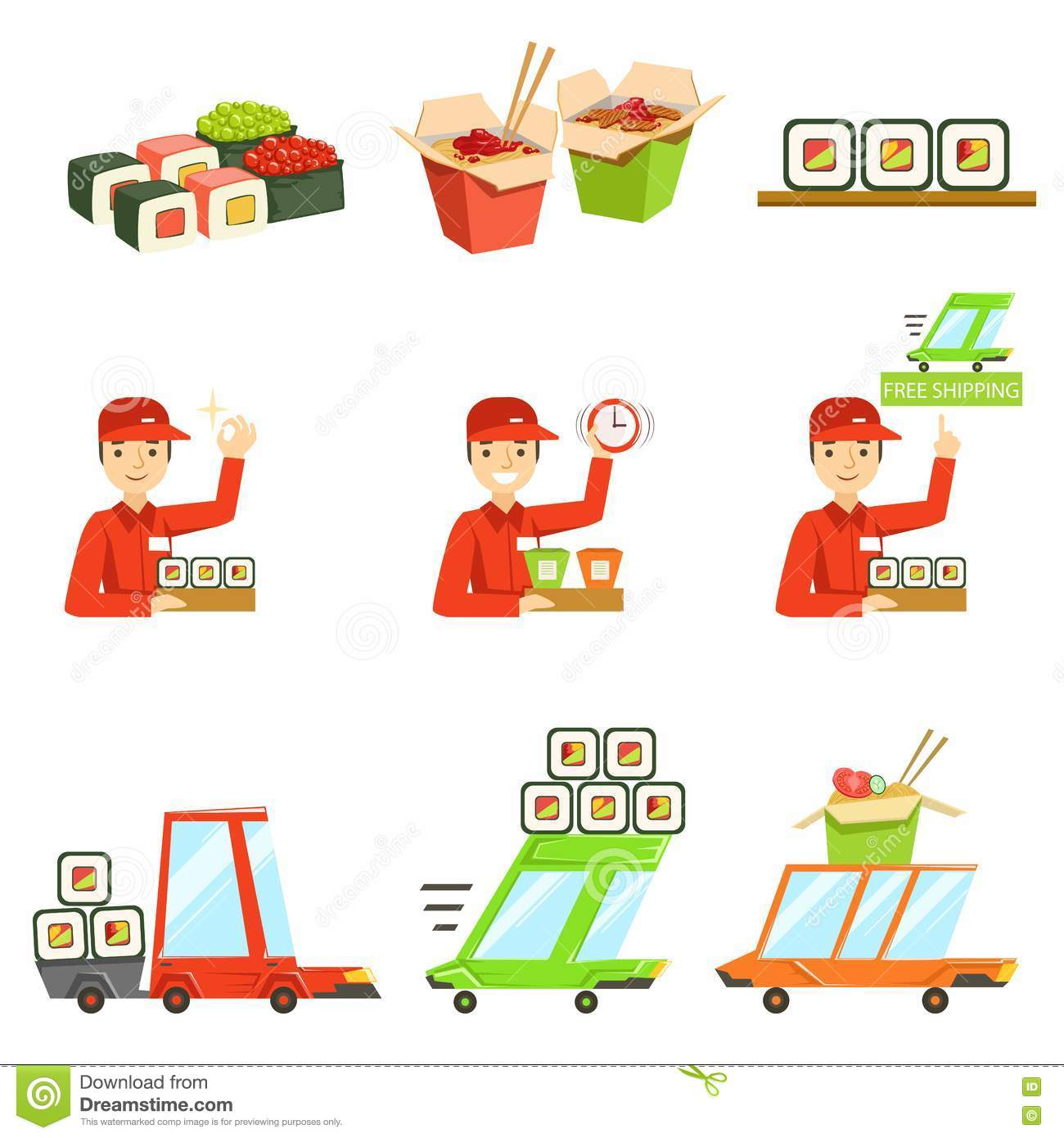 fast food delivery service process (3) process focus which uses service blueprint to strengthen the interaction  between customers and  this category includes full-service restaurants, fast  food  the slow food delivery to the customers' tables and less friendly customer  service.
