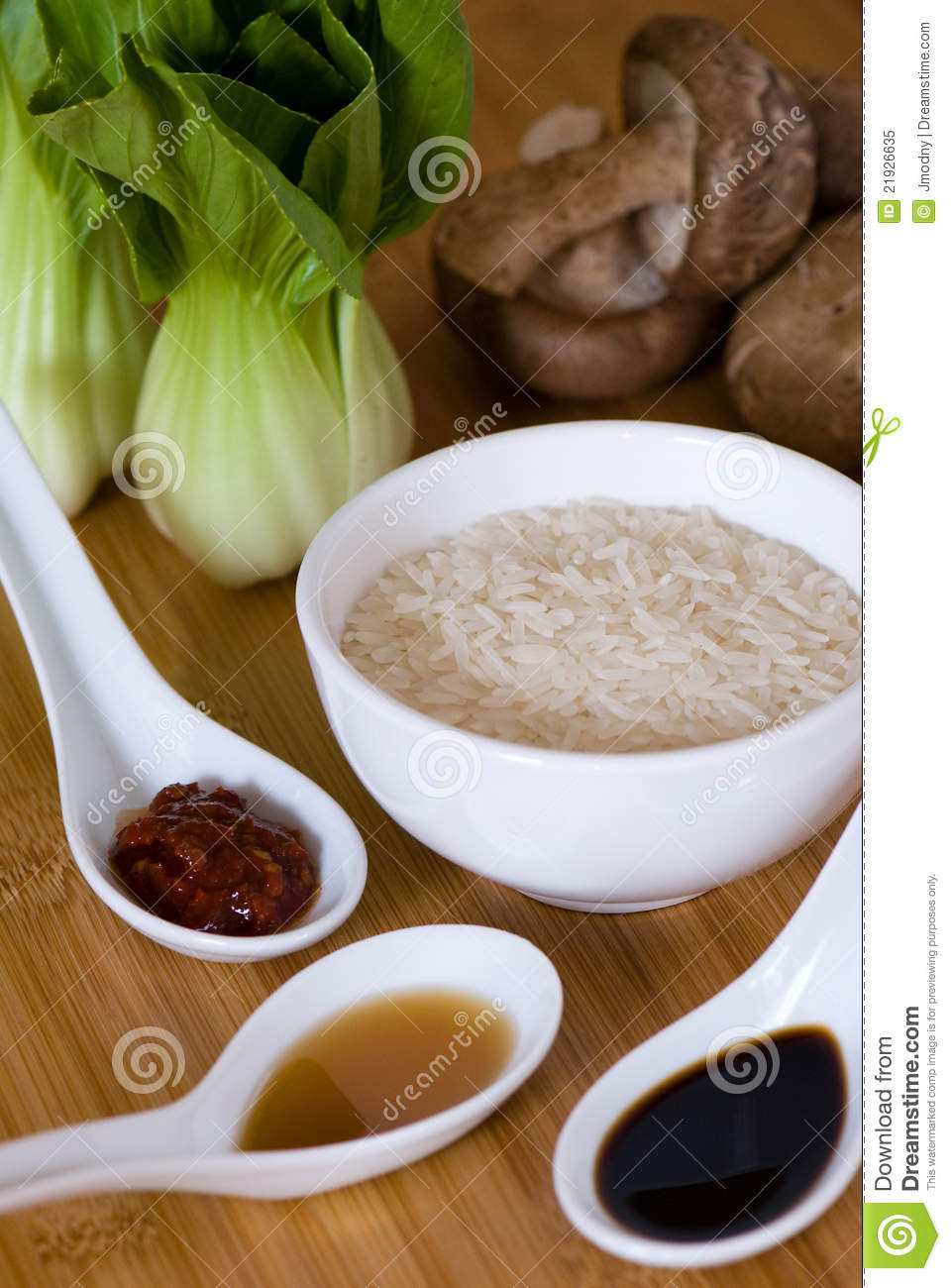 Asian food ingredients royalty free stock photo image for Asian cuisine ingredients