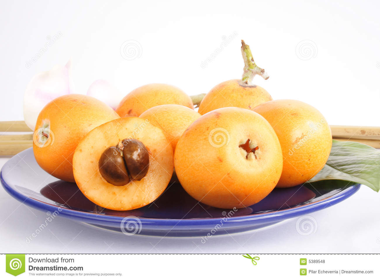 Asian Fruit Royalty Free Stock Photos - Image: 5389548