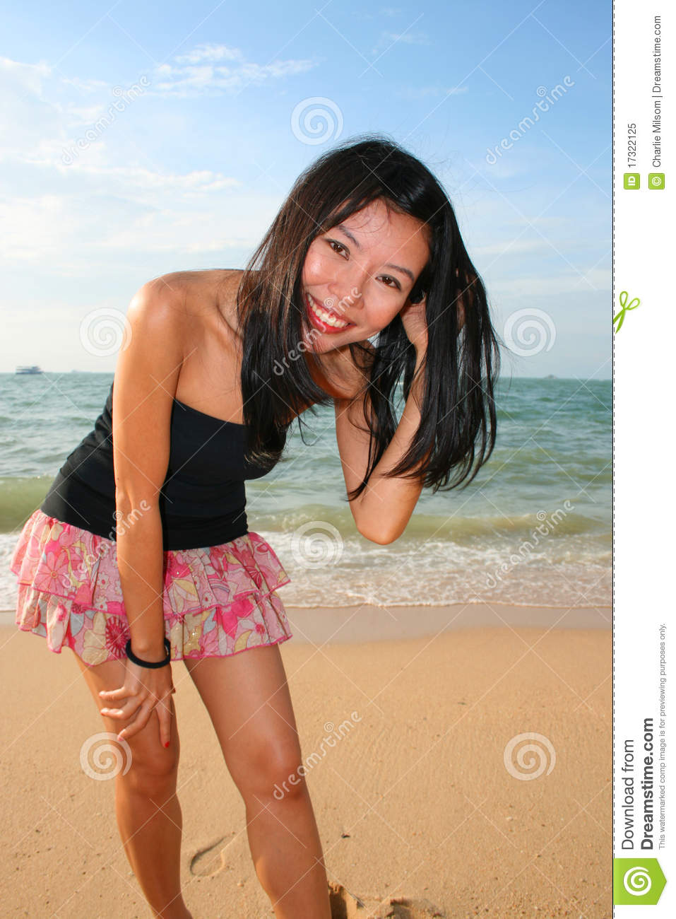 asian girl on a beach in thailand royalty free stock clip art hats off to you clip art hats men 1930