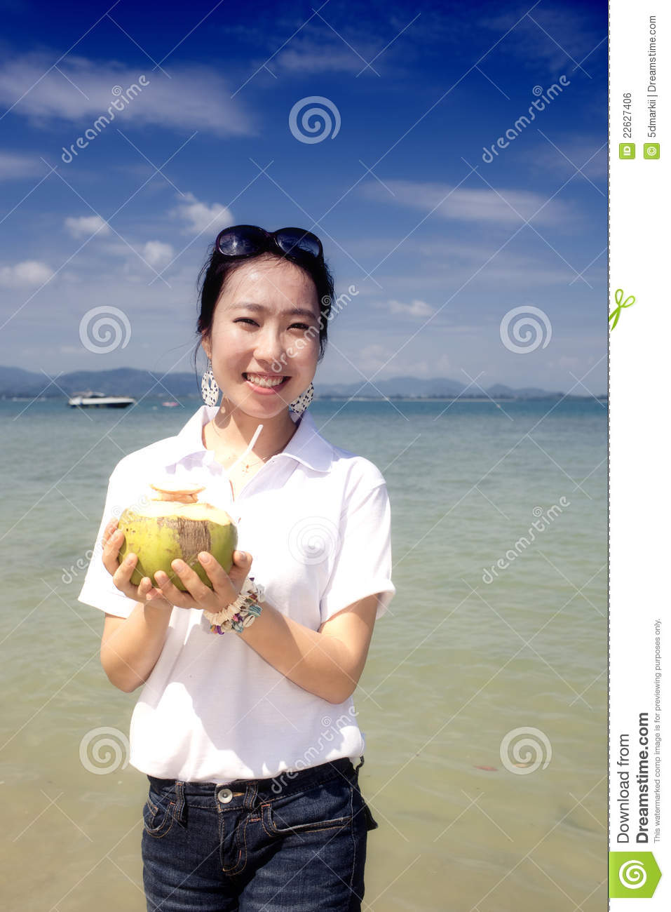 Glasses Of Coconut Water A Day
