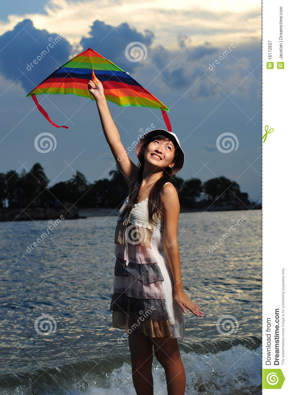 kite single asian girls Easy single line kites are fun for the whole family great for picnic  for boys and  girls a kite for christmas and birthday's can be a ton of fun the older our.