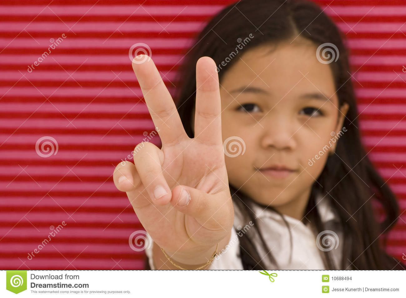 Asian peace sign pictures